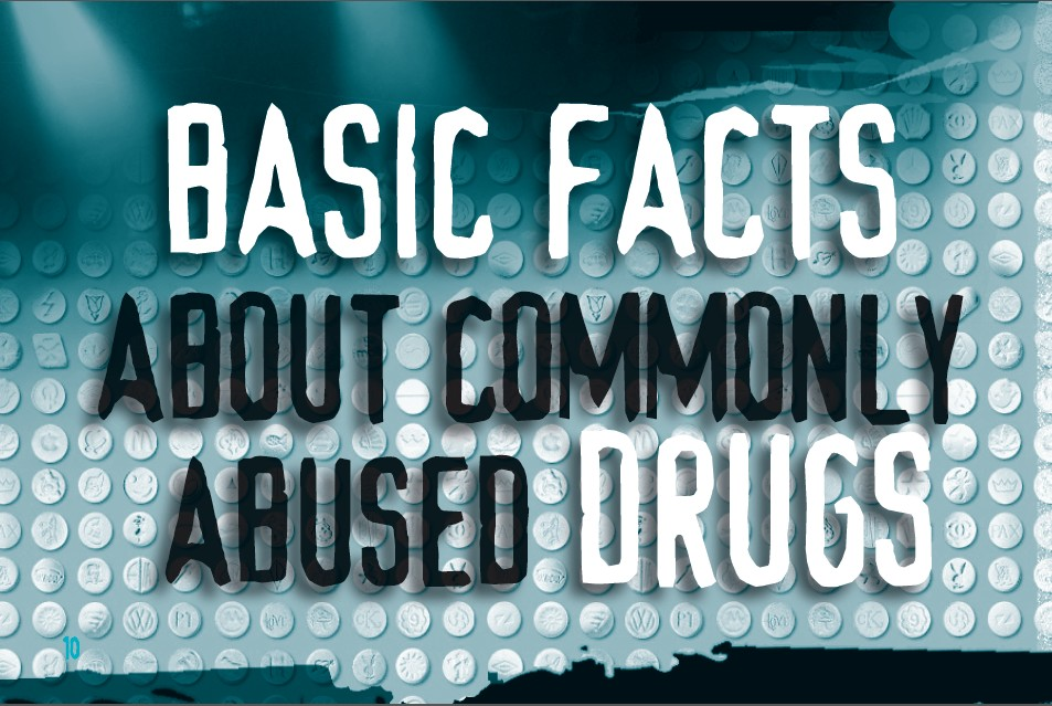 10 truth about drug booklet
