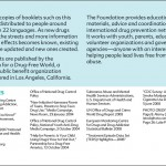 31 truth about drug booklet