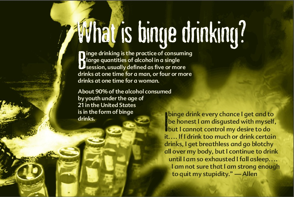 8 The truth about alcohol booklet