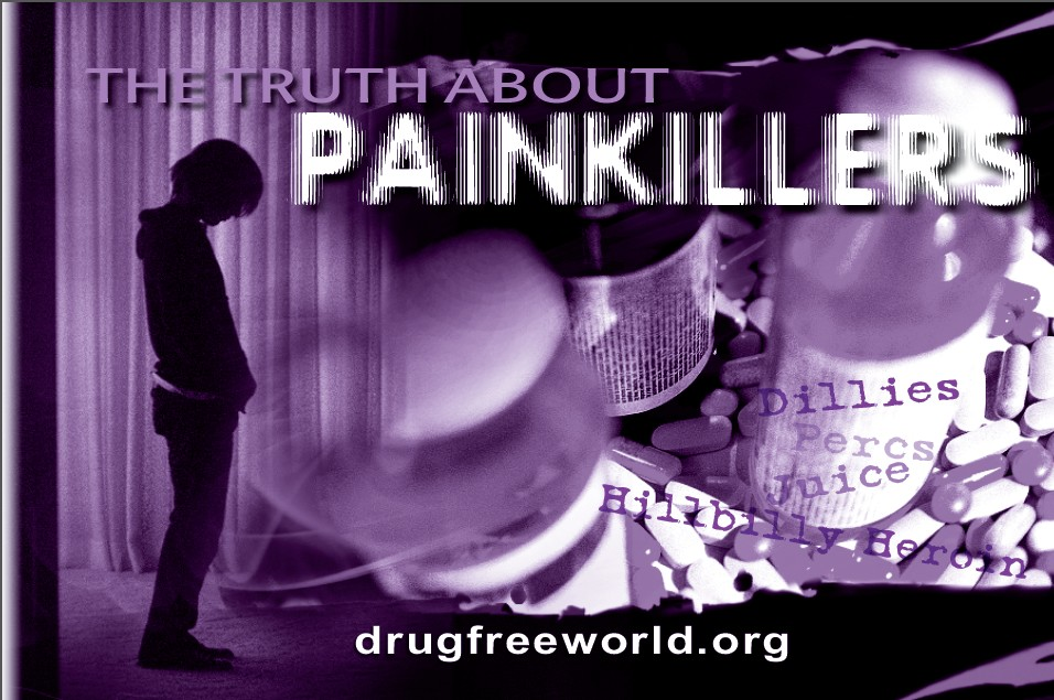 1 The Truth About Painkillers booklet