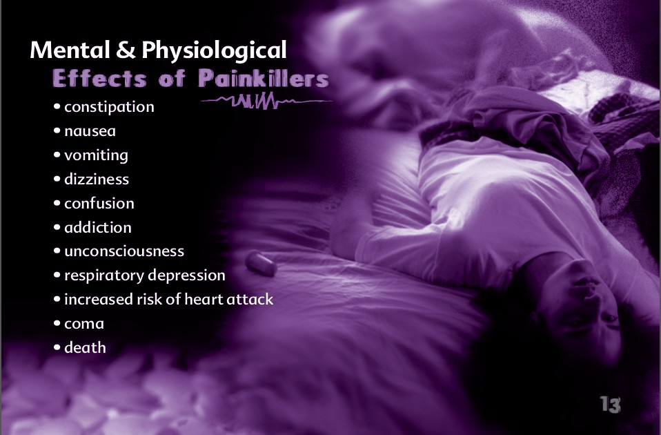 13 The Truth About Painkillers booklet