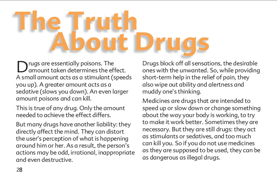 28 The Truth About Prescription Drug Abuse