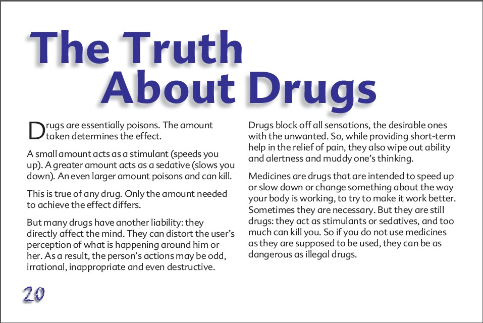 20 The Truth About Heroin