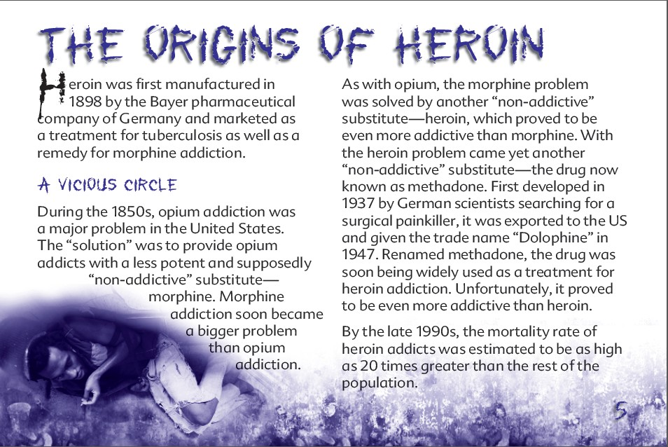 5 The Truth About Heroin