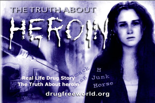 Real Life Drug Story The Truth About Heroin