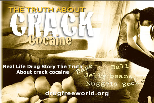 Real Life Drug Story The Truth About Crack Cocaine