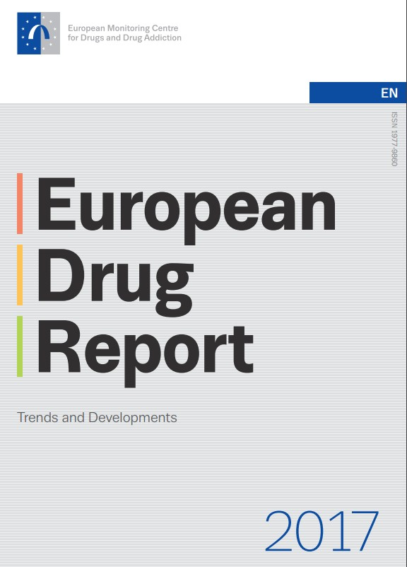 EMCDDA European Drug Report 2017