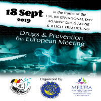 Drugs & Prevention 6th European Meeting- Brussels